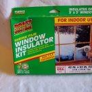 Manco Shrink Film Window Insulator Kit 42 in. x 62 in. Film (CMB1)