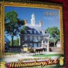 Williamsburg Virginia 14 Month Engagement Calendar 2004
