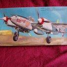 Hasegawa 1:72 Lockheed P-38J/L Lightning - Maj. Tommy Macguire Hasegawa 1988 131 Buddy Model Kit