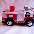 Battery Operated Toy Fire Trucks with Lights and Sounds / Fire Engine / Fire Department (CMB2) (MW)