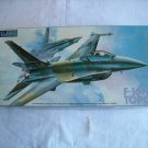 Fujimi 1:72F-16N Topgun TF16N NFWS Unassembled Model Kit E-6 No. 24006 (1987) (mw)