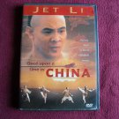 Once Upon a Time in China - Jet Li Biao Yuen Rosamund Kwan DVD Rated R (1991)