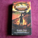 Survivor The Australian Outback - Season 2: The Greatest and Most Outrageous Moments (VHS, 2001)