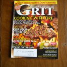 Grit Magazine Cooking with Fire July / August 2011 Volume 129 Issue 4 (G1)