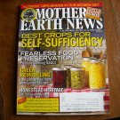 Mother Earth News Best Crops for Self Sufficiency June / July 2013 Issue 258 (G2)
