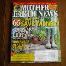 Mother Earth News 65 Tips to Save Money February / March 2014 Issue 262 (G2)