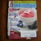 Mary Janes Farm Buds, Berries & Bulbs cast iron waffles June / July 2015 Volume 14 No. 4 (G1)