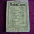 Reader's Digest Magazine July 1937 Vol. 31 No. 183 (G2)