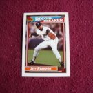 Jeff Reardon Red Sox Record Breaker Card No. 3 Topps 1991 - Topps 1992 Baseball Card