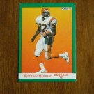 Rodney Holman Bengals TE Card No. 23 - 1991 Fleer Football Card