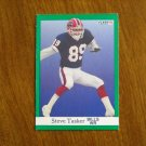 Steve Tasker Bills WR Card No. 13 - 1991 Fleer Football Card