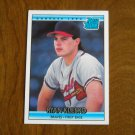 Ryan Klesko Braves First Base Rated Rookie Card No. 13 - Donruss 1992 Baseball Card