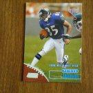 Patrick Johnson Draft Pick Ravens WR Card No. 170 - 1998 Topps Stadium Club Football Card