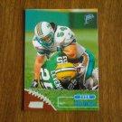 Zach Thomas Linebacker Dolphins Card No. 27 - 1998 Topps Stadium Club Football Card
