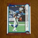 Charlie Rogers Seattle Seahawks WR Card No 216 - Bowman Topps 1999 Football Card