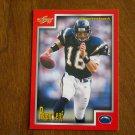 Ryan Leaf San Diego Chargers QB Card No 192 - 1999 Score Football Card