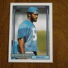 Quentin Coryatt Indianapolis Colts ILB Card No. 701 - 1992 Topps Football Card