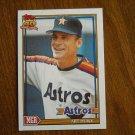 Art Howe Houston Astros Manager Card No. 51 - 1991 Topps Baseball Card