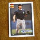 Pat Kelly New York Yankees 3B Card No 67T - 1991 Topps Baseball Card