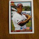 Jason McDonald Team USA INF-OF Card No 75T -1991 Topps Baseball Card