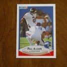 Raul Allegre New York Giants Placekicker Card No. 61 - 1990 Fleer Football Card