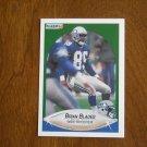 Brian Blades Seattle Seahawks Wide Receiver Card No. 263 - 1990 Fleer Football Card