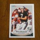 Steve Beuerlein Los Angeles Raiders Quarterback Card No. 251 - 1990 Fleer Football Card