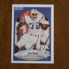 Jon Hand Indianapolis Colts Defensive Lineman Card No. 230 - 1990 Fleer Football Card