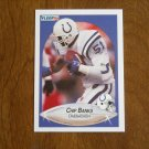 Chip Banks Indianapolis Colts Linebacker Card No. 226 - 1990 Fleer Football Card