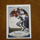 Steve Walsh Dallas Cowboys Quarterback Card No. 396 - 1990 Fleer Football Card