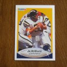 Jim McMahon San Diego Chargers Quarterback No. 310 - 1990 Fleer Football Card