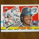 George Bell Toronto Blue Jays of-dh Card No. 153 - 1990 Topps Baseball Card