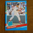 Phil Plantier Boston Red Sox Outfield Rated Rookie Card No. 41 - 1990 Leaf Baseball Card