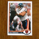 Steve McMichael Chicago Bears Defensive Tackle Card No. 524 - 1991 Upper Deck Football Card