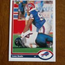 Leon Seals Buffalo Bills Defensive End Card No. 530 - 1991 Upper Deck Football Card