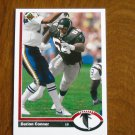 Darion Conner Atlanta Falcons Linebacker Card No. 531 - 1991 Upper Deck Football Card