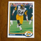 Aaron Cox Los Angeles Rams Wide Receiver Card No. 541 - 1991 Upper Deck Football Card