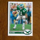 Eric Allen Philadelphia Eagles Cornerback Card No. 557 - 1991 Upper Deck Football Card