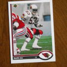 Garth Jax Phoenix Cardinals Linebacker Card No. 590 - 1991 Upper Deck Football Card