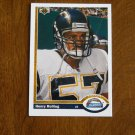 Henry Rolling San Diego Chargers Linebacker Card No. 593 - 1991 Upper Deck Football Card