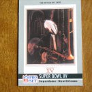 Super Bowl XV January 1981 Raiders vs. Eagles Card No. 15 - 1990 Pro Set Football Card
