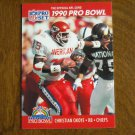 Christian Okoye Kansas City Chiefs RB Card No. 363 - 1990 NFL Pro Set Football Card