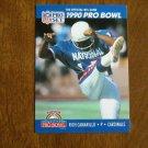Rich Camarillo Arizona Cardinals P Card No. 383 - 1990 NFL Pro Set Football Card