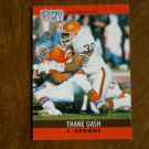 Thane Gash Cleveland Browns S Card No. 70 - 1990 NFL Pro Set Football Card