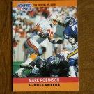 Mark Robinson Tampa Bay Buccaneers S Card No. 316 - 1990 NFL Pro Set Football Card