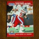 Rufus Porter Seattle Seahawks LB Card No. 365 - 1990 NFL Pro Set Football Card