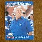 John Robinson Los Angeles Rams C Card No. 426 - 1990 NFL Pro Set Football Card
