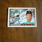 Kelly Downs San Francisco Giants Pitcher Card No. 112 - 1989 Topps Baseball Card