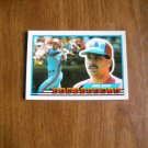 Nelson Santovenia Montreal Expos Catcher Card No. 98 - 1989 Topps  Baseball Card