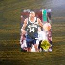 Lance Miller Four Sport Card No. 46 - 1993 Classic Games Basketball Card